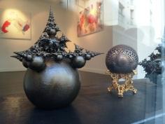 3D printed fractal